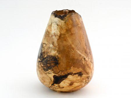 """Urn """"figured Birch"""""""